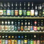 Beer selection at Hilly's