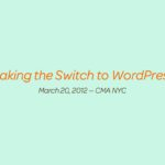 Making the Switch to WordPress.001