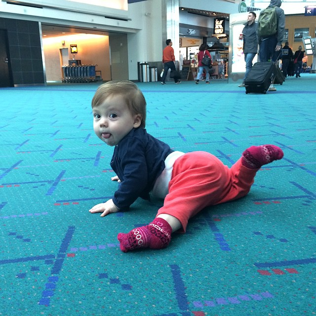 #pdxcarpet baby