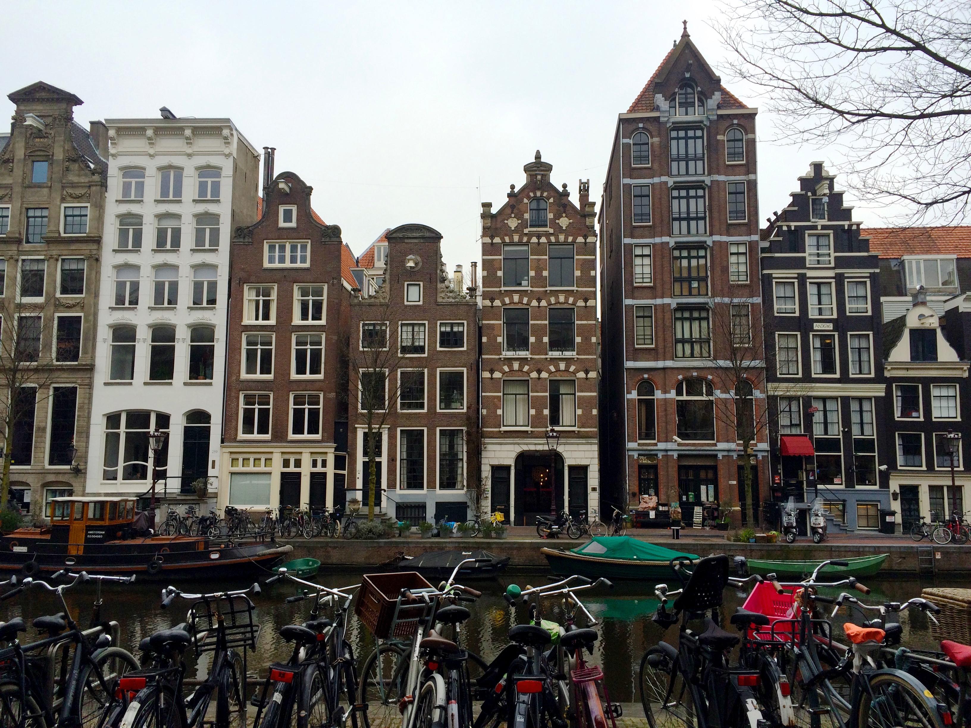 Classic Amsterdam homes