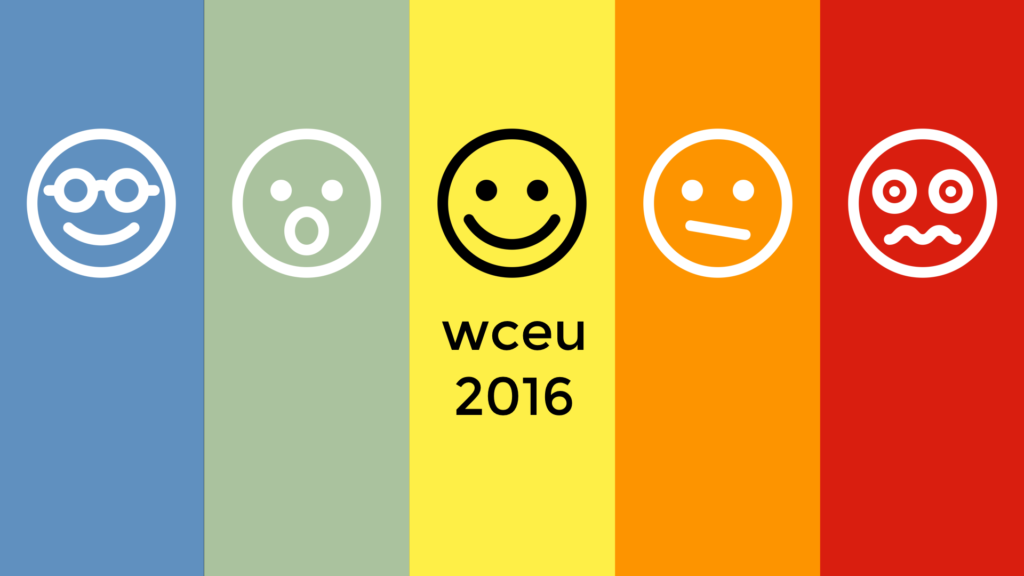 Comment on My condolences, you're now the maintainer of a popular open source project by Recap of Wordcamp Europe 2016 - Crowd Favorite
